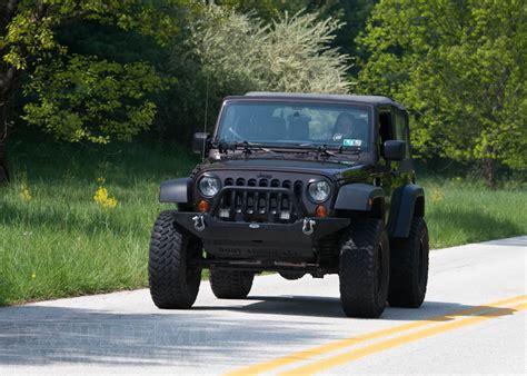 Jeep Wobble Jeep Wrangler Wobble Explanations Fixes