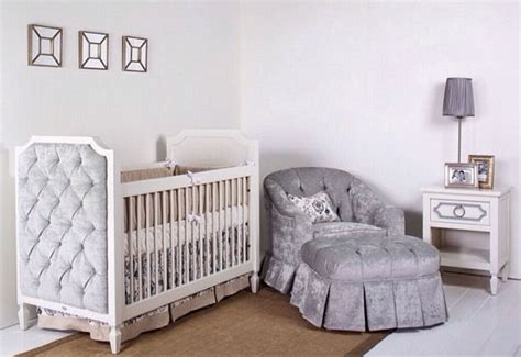 sleek and stylish nursery design pictures photos and images for facebook tumblr pinterest