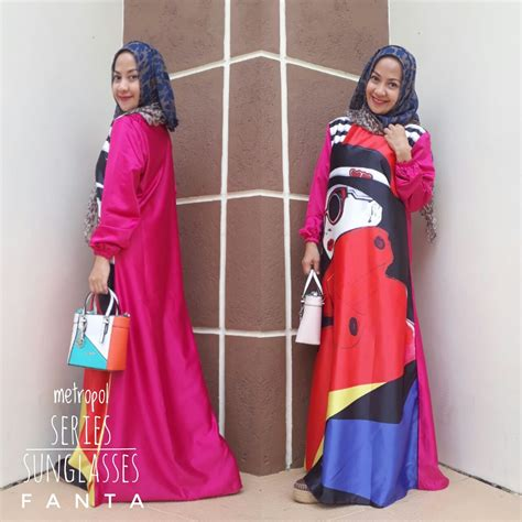 Gamis Syari Najwa Ori Nha Miranda mumtaz collection metropol series sunglasses