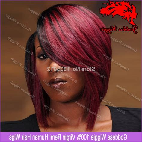 hair weave style for ovale face women women hairstyle black bob hairstyles with weave red for