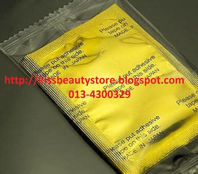 Harga Detox Foot Patch by Detox Gold Slimming Foot Patch Borong Harga Murah Giler