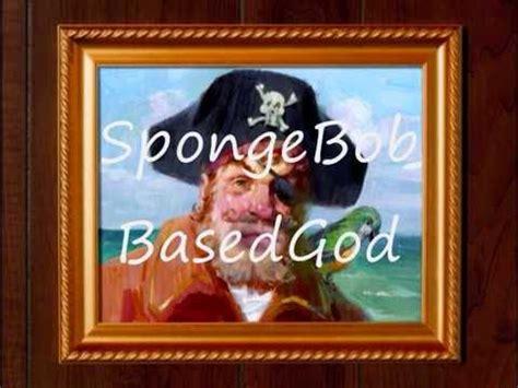 novelty k spongebob basedgod