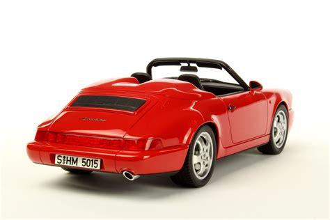 Porsche 964 Speedster by Porsche 911 964 Speedster Model Car Collection Gt Spirit