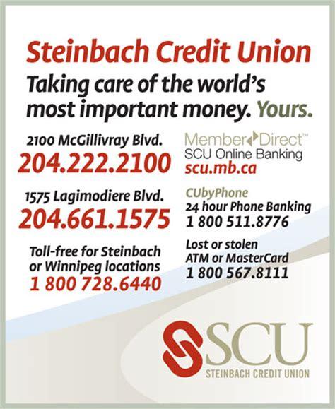 Forum Credit Union Locations Near Me Steinbach Credit Union 2100 Mcgillivray Blvd Winnipeg Mb