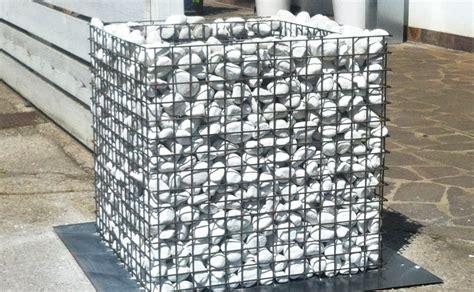 rete elettrosaldata zincata per gabbie porta vaso in rete elettrosaldata rovigofer srl