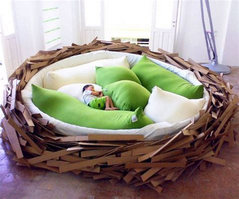 Bird S Nest Bed Incredible Things
