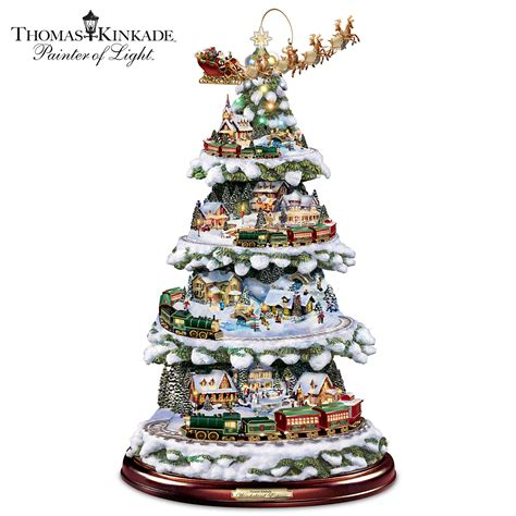 thomas kinkade christmas tree bradford car interior design