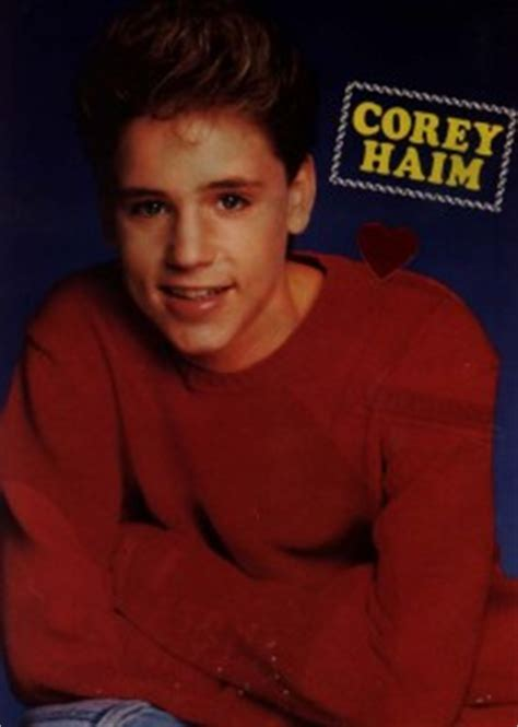 corey haim who dated who corey haim posh dated i could not make this up oh no