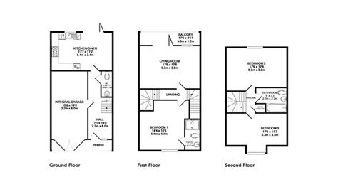 terraced house floor plans terraced house plans uk house and home design