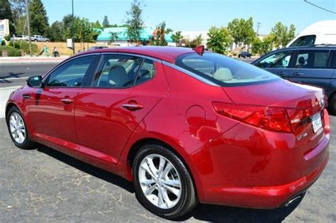 2013 kia optima lx gdi buy used 2013 kia optima lx sedan 4 door 2 4l gdi