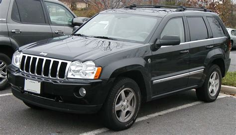 jeep laredo 2007 the poor car reviewer 2007 2010 jeep grand cherokee laredo