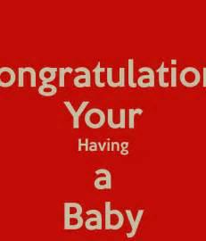 congratulations your a baby poster e keep calm o matic