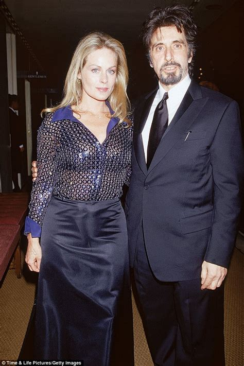 beverly d angelo and al pacino relationship scruffy al pacino plays doting father on outing with 12
