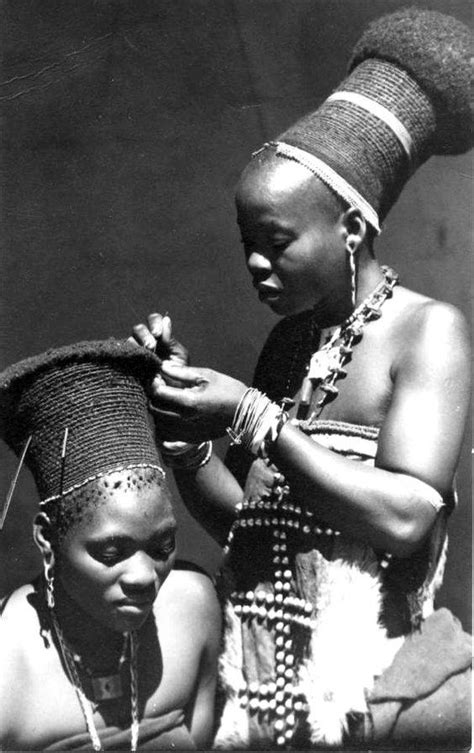 afro 1935hairstyles stunning old african portraits africa is back quora