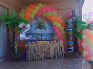 hawaii themed decorations hawaii ideas invitations ideas