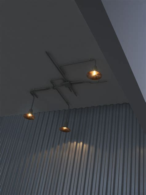 Forest Ceiling Light by Light Forest Ceiling Light Modular L 100 To 145 Cm Light Green Copper By And Tradition