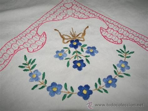 bordados para manteles dibujos para bordar manteles a mano imagui manteles