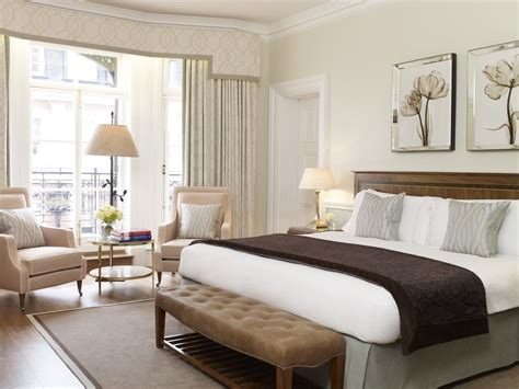 hotels with recliners in rooms the claridge s hotel the gift of luxury