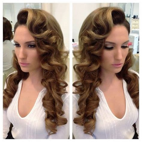 Wedding Hairstyles Vintage Wave by Finger Wave Hairstyles The Haircut Web