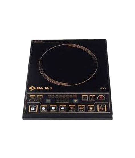 q kitchen induction cooker price bajaj icx 4 induction cooker price in india buy bajaj icx 4 induction cooker on snapdeal