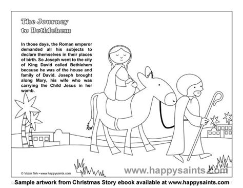 coloring pages for christmas story happy saints sle coloring page from christmas story ebook
