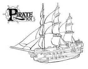 pirate ship coloring page free coloring pages of bucky the pirate ship