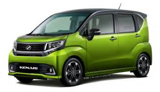 Daihatsu Perodua Next Generation Perodua Kenari Exterior And Interior