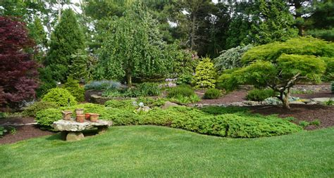Landscaping For Backyard by Landscaped Garden