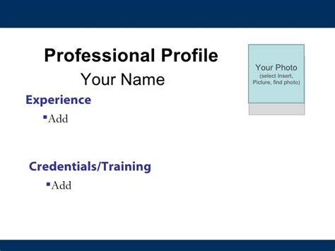 agent listing presentation template 2010