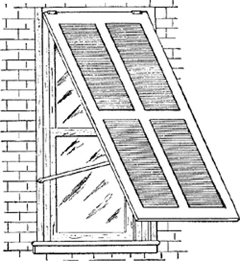 Awning Dictionary by Awning Blind Article About Awning Blind By The Free