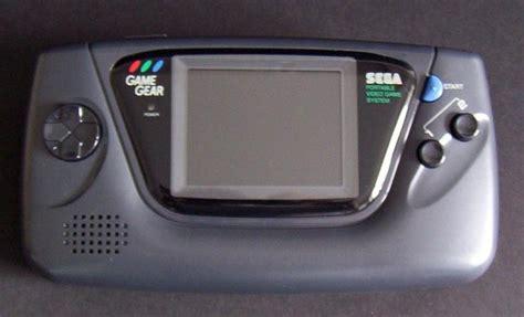gear console sega gear console