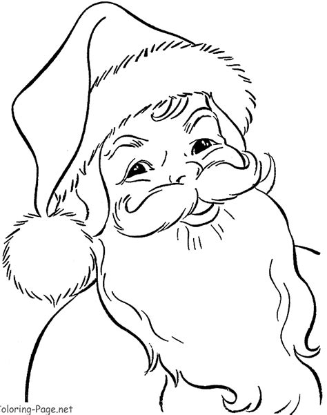 dancing santa coloring page 253 free santa coloring pages for the kids