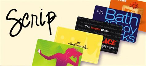 Scrip Gift Cards - holy angels school