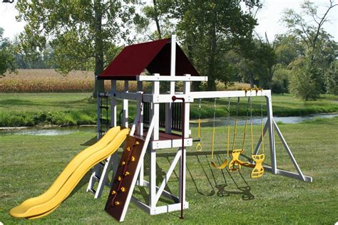 Backyard Playground Accessories by Backyard Playground Equipment American Made