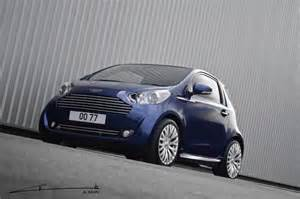 Aston Martin Iq For Sale Project Kahn Aston Martin Cygnet Car Tuning