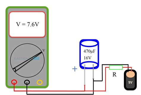 test 3 phase capacitor how to test a capacitor