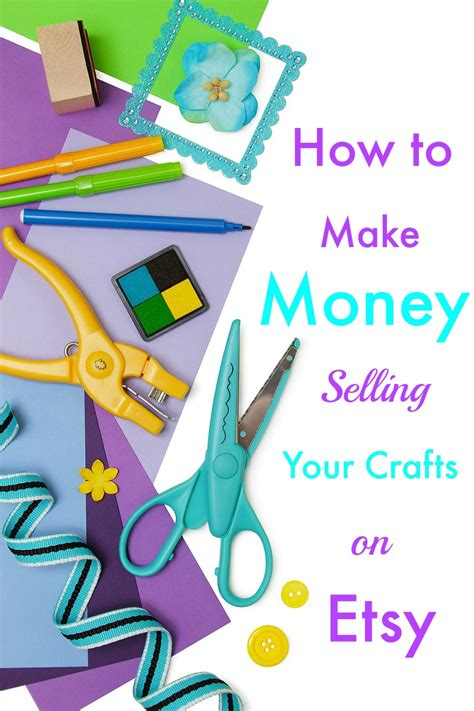 What Handmade Items Sell Best On Etsy - how to make money selling your crafts on etsy