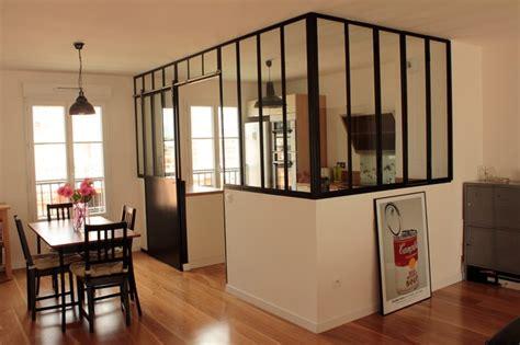 porte intérieure style atelier 2381 verriere d 233 sign cuisine