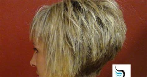 bob haircuts not stacked the stacked bob is the stacked hair pinterest