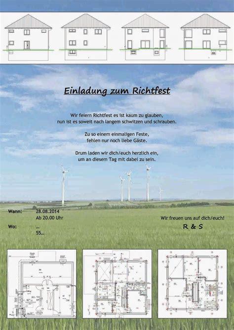 Richtfest Wen Einladen by Rummel Quot Auf Dem Tunnel Quot Einladung Zum Richtfest