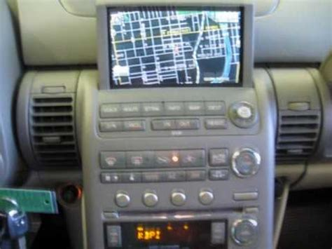 2003 infiniti g35 with navigation youtube