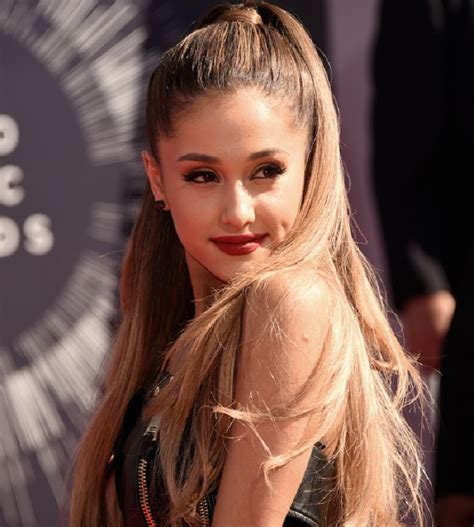 ariana grande real hair games interesting and rare facts about ariana grande