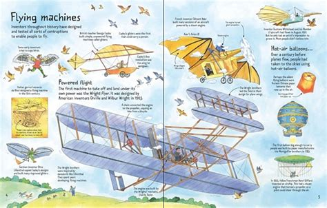 See Inside Inventions see inside inventions at usborne children s books