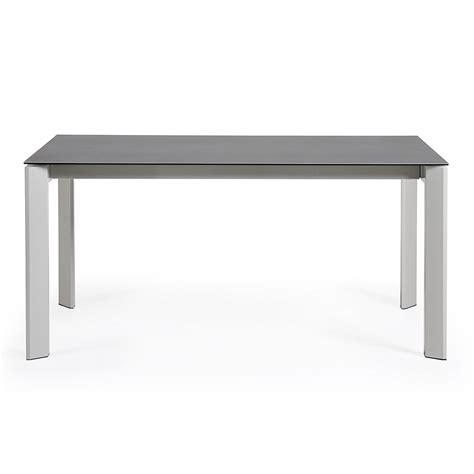 glazen aan tafel tafel glazen tafel keramiek modern design chanda metal