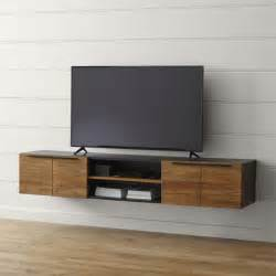 Floating Media Cabinets 25 Best Ideas About Floating Tv Stand On Tv