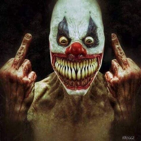 Best 25 Scary Clown Pics by 25 Best Ideas About Evil Clowns On Clowns