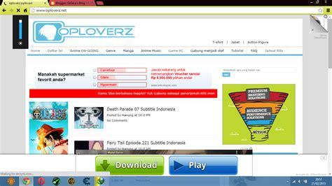 cara download film one piece di oploverz gesela s blog cara download anime di oploverz net