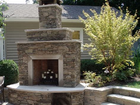 outdoor fireplaces pits 1 bergen county nj pool