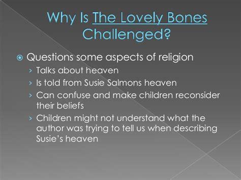 lovely bones book report the lovely bones banned book report