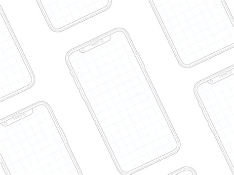 Top 16 Free Iphone Wireframe Templates Psd Sketch Pdf Iphone Wireframe Template